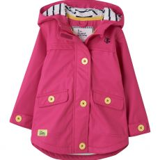 Little Lighthouse Sophia Raspberry Coat