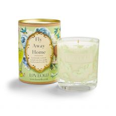 LoveOlli Fly Away Home Tin Scented Candle