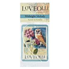 LoveOlli  Midnight Melody Car Freshener
