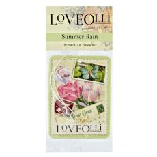 LoveOlli Summer Rain Car Freshener
