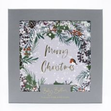 Luxury Boxed Packs Festive Foiliage Small
