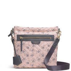 Radley Maple Cross Signature Quilt Crossbody Bag Blush