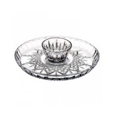 Marquis by Waterford Crystal Chip & Dip Server