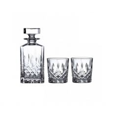 Marquis by Waterford Crystal Markham Square Decanter Set