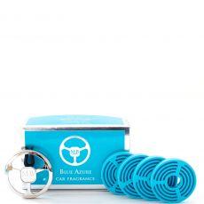 Max Benjamin Blue Azure Luxury Car Fragrance Gift Set