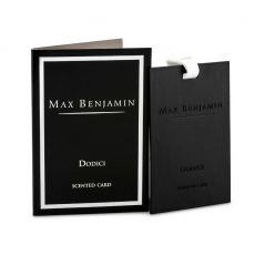 Max Benjamin Dodici Scented Card