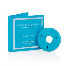 Max Benjamin Blue Azure Car Fragrance Refill