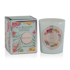 Max Benjamin Ocean Islands Bora Bora Candle