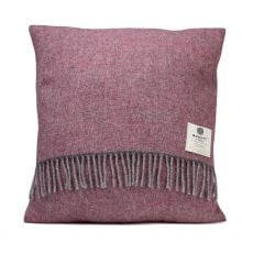 McNutt of Donegal Home Cosy Pink Cushion