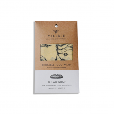 Millbee Beeswax Bread Food Wrap