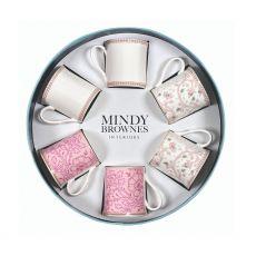 Mindy Brownes Azalee Set of 6 Cups