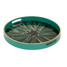 Mindy Brownes Green Envy Serving Tray