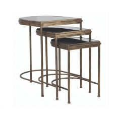 Mindy Brownes India Set of 3 Nesting Tables