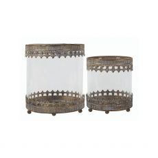 Mindy Brownes Zoe Set of 2 Lanterns