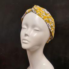 Montgomery Yellow Headband