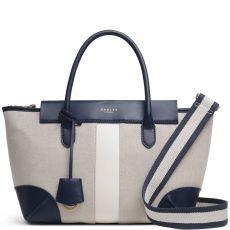 Radley Morris Road Medium Ziptop Multiway Bag Natural
