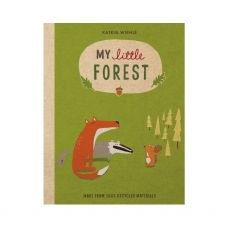 My Little Forest Kids Book