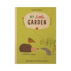 My Little Garden Kids Book