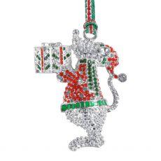 Newbridge Christmas Mouse Hanging Decoration