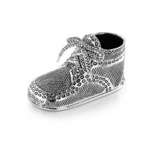 Newbridge Silver Plated Baby Bootie