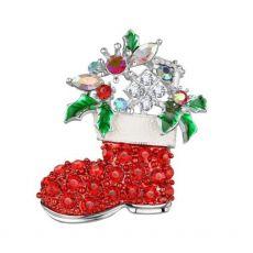 Newbridge Christmas Boot Decoration