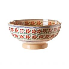 Nicholas Mosse Salad Bowl Old Rose