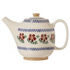 Nicholas Mosse Old Rose Teapot