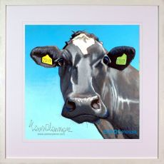 Eoin O' Connor Old Blue Eyes Medium Frame