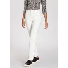 Olsen Mona White Slim Jeans Model
