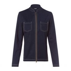Olsen Slim Fit Denim Jacket