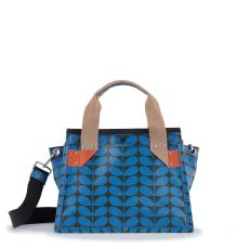 Orla Kiely Azure Landor Shoulder Bag