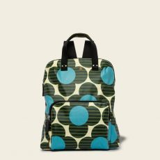 Orla Kiely Bestie Stripe Flower Backpack