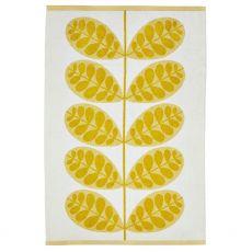 Orla Kiely Botanica stem dandelion bath sheet