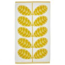 Orla Kiely Botanica stem dandelion hand towel