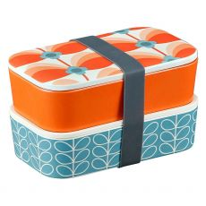 Orla Kiely  Butterfly Stem Bubblegum Lunch Box
