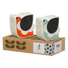 Orla Kiely Chicken Salt & Pepper Set