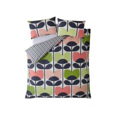 Orla Kiely Climbing Rose Single Duvet Cover
