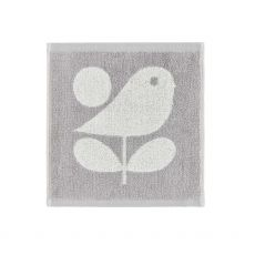 Orla Kiely Early Bird Face Towel