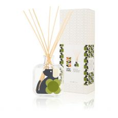 Orla Kiely Fig & Cedar Wood Dog Moulded Diffuser 200ml