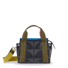 Orla Kiely Grey Multi Stem Bromell Crossbody