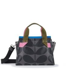 Orla Kiely Grey Multi Stem Landor Crossbody