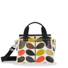 Orla Kiely Landor Multi Stem Shoulder Bag