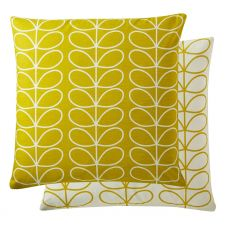 Orla Kiely Linear Stem Sunflower Cushion