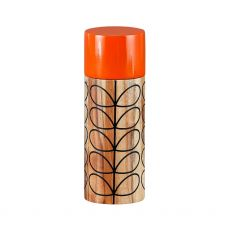 Orla Kiely Salt / Pepper Mill - Solid Stem Slate
