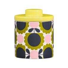 Orla Kiely Storage Jar - Scallop Flower Forest