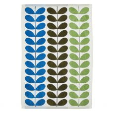 Orla Kiely Trio Stem Riviera Bath Sheet