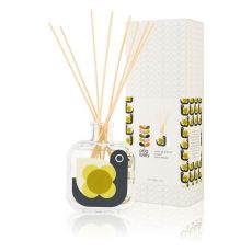 Orla Kiely White Grapefruit and Basil Hen Diffuser 200ml