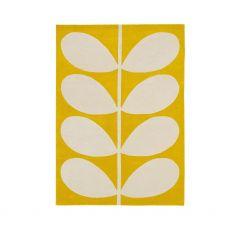 Orla Kiely Yellow Stem Rug 120 x 180 cm