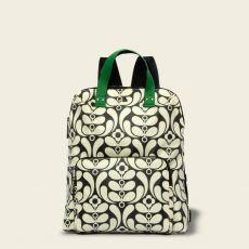 Orla Kiely Bestie Ebony Backpack