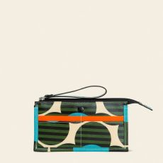 Orla Kiely Holden Calypso Wrist Wallet